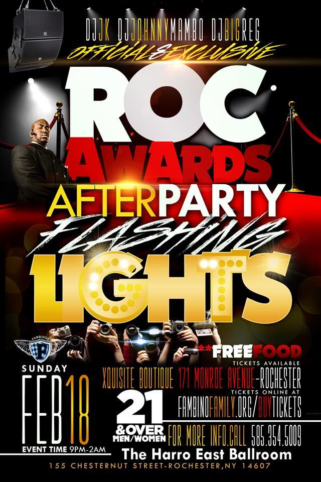 The Official & Exclusive: ROC Awards After Pa
