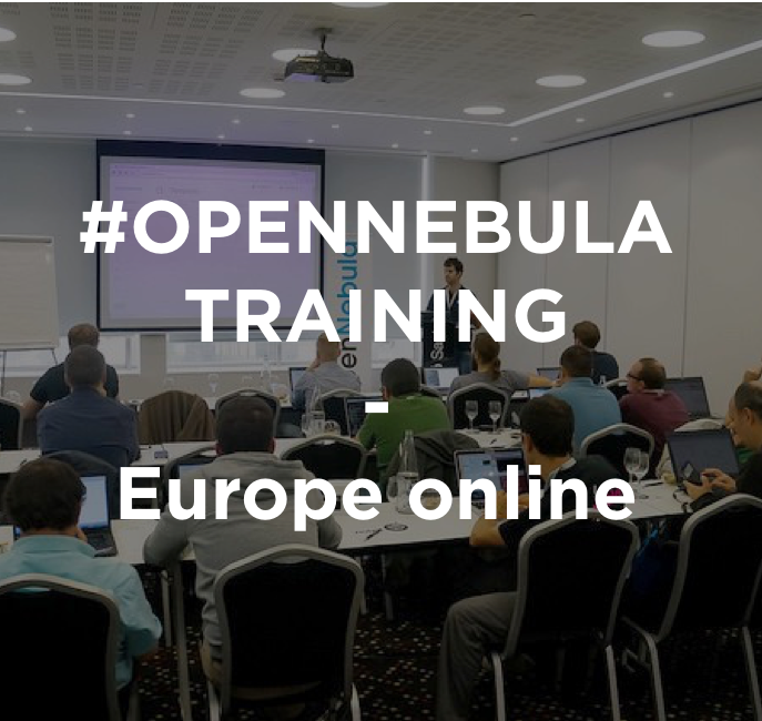 OpenNebula Introductory Tutorial, EU Online,
