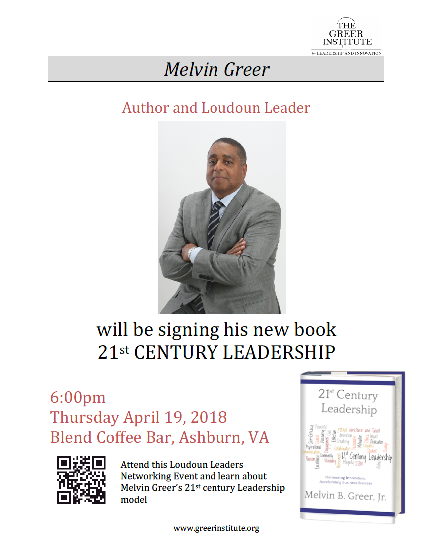 Loudoun Leaders Networking Event and Book Signing photo