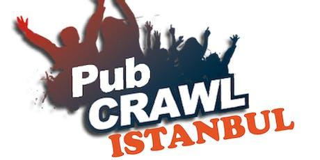 Pub Crawl Istanbul tickets