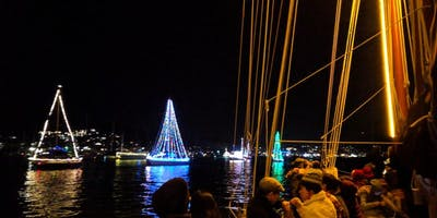 Sausalito Lighted Boat Parade and Fireworks - 2018