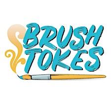 BrushTokes Paint & Plant Night Events  logo