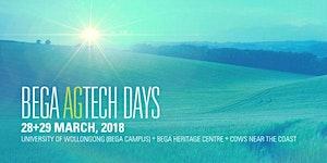 Bega AgTech Days : Innovation Connection CSIRO R+D...