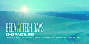 Bega AgTech Days : Agricultural Applications of the...