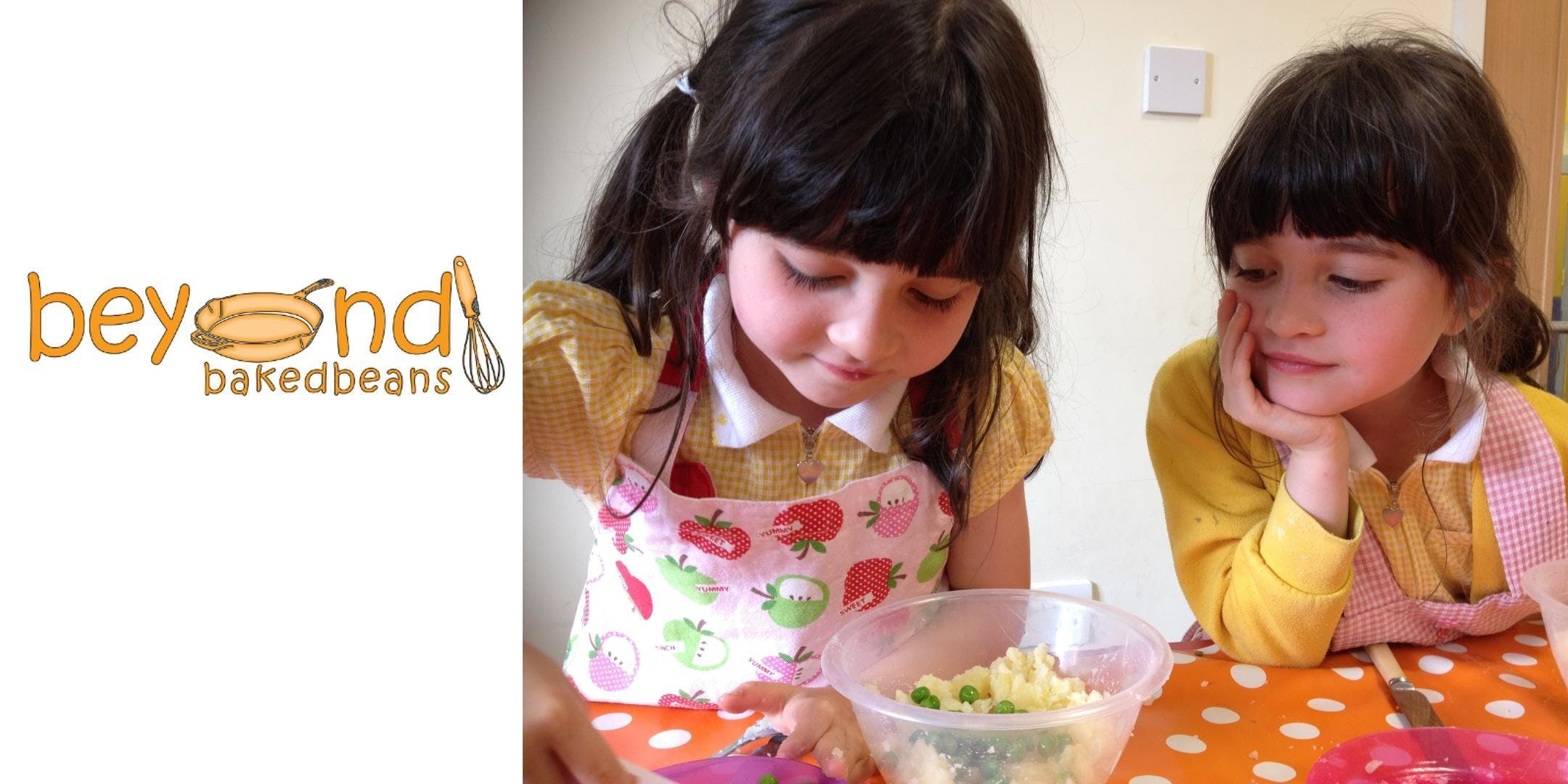 Little Chefs+ Cooking Club for ages 2 - 11 (A
