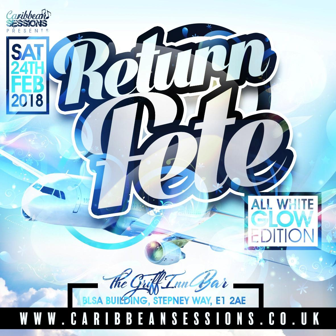 Caribbean Sessions - Return Fete (All White G