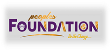 Peoples Foundation CCMVS  logo