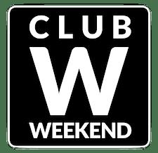 Club Weekend logo