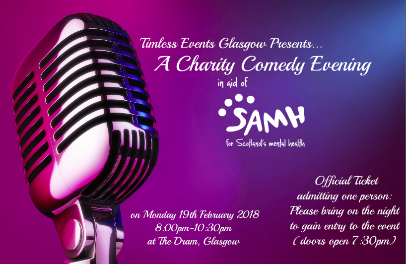 Charity Comedy Evening