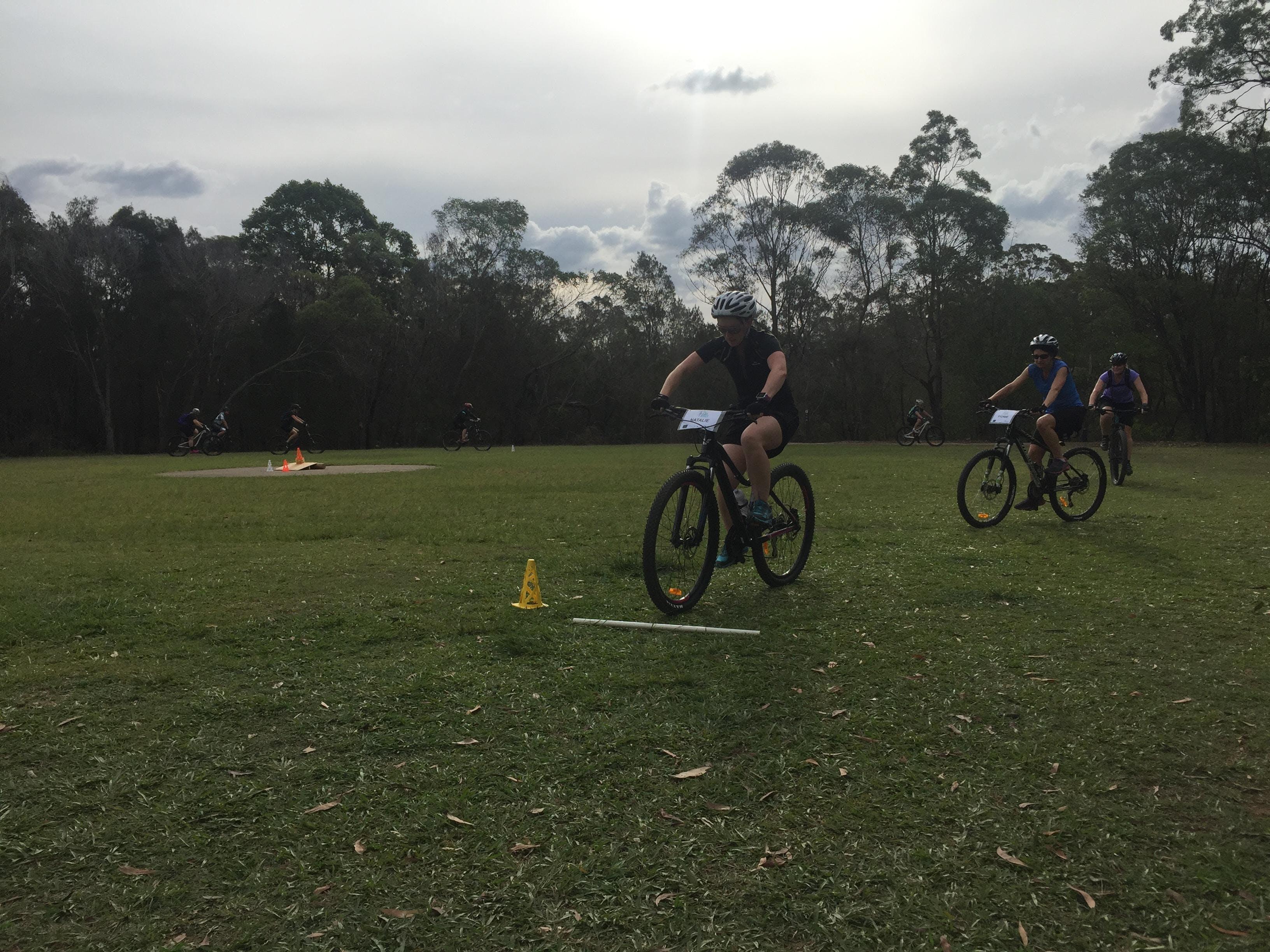 Chicks Ride - Women s Mountain Bike Skills Introduction - May 2018 ... 9cb73db48