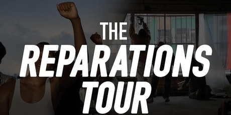 Rizos for a cause vip tickets sat feb 24 2018 at 200 pm reparations tour st pete white solidarity w the black power blueprint tickets malvernweather Gallery