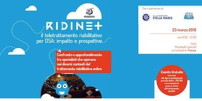 RIDInet, il teletrattamento riabilitativo per DSA - Impatto e prospettive