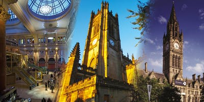 Discover Manchester GUIDED WALKING TOUR