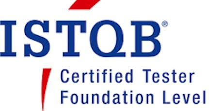 ISTQB® Foundation Exam and Training Course - Larnaca, Cyprus tickets