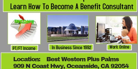 Learn to Earn an Income FROM HOME!!!! Full or Part time tickets