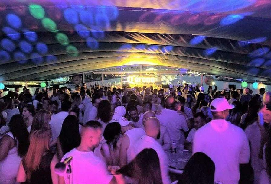 PÜR Entertainment's 7th ANNUAL LATIN HEAT BOATCRUISE 2018 - PÜR GLOW ON THE LAKE