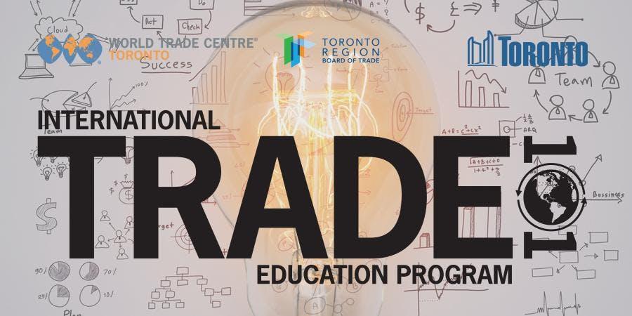 International Trade 101 Education Program - N