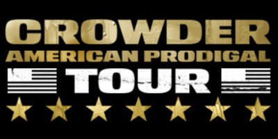 event in Seattle: Crowder - American Prodigal Tour 3.0 - ChildFund Volunteer - Seattle, WA