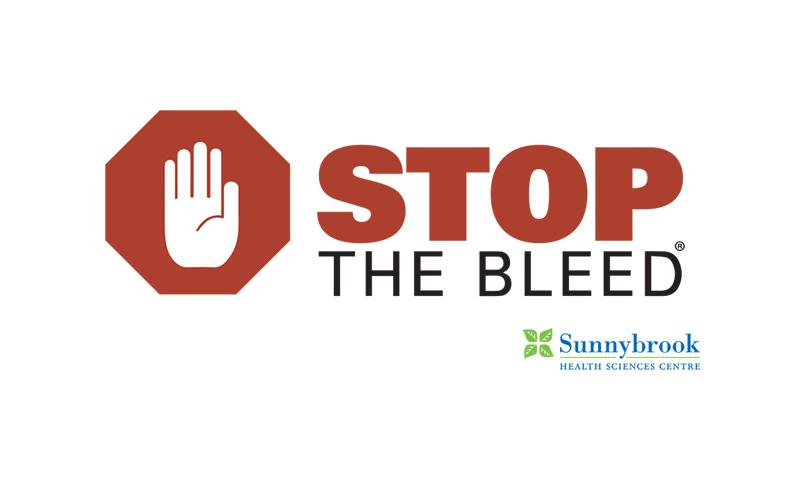 Stop the Bleed - August 2018