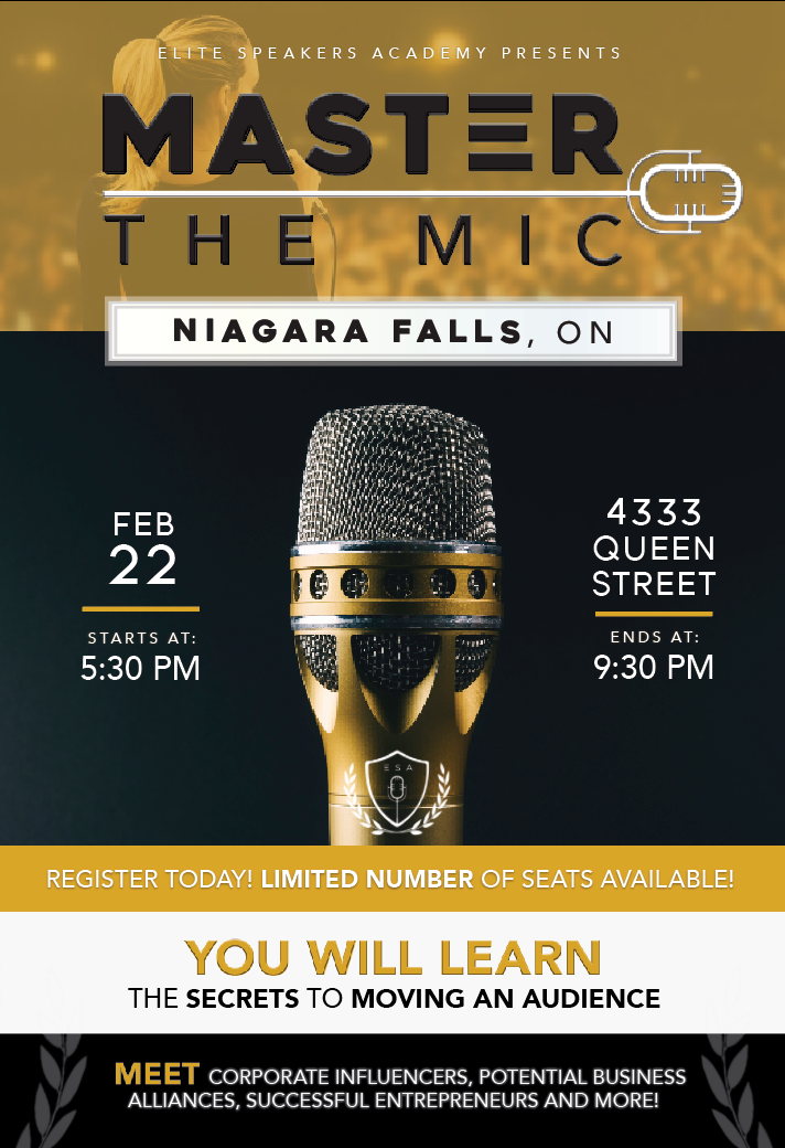 MASTER THE MIC - Learn The Secrets To Moving