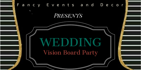 Wopav vision board party the blueprint for 2018 tickets sat dec wedding vision board party tickets malvernweather Images