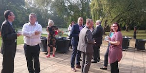 Coffee Means Business Networking - Seckford Hall,...