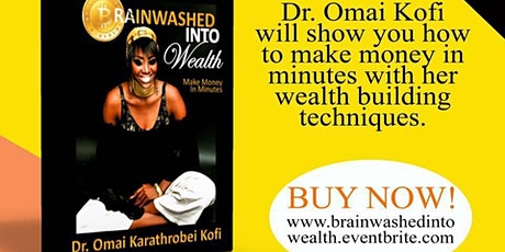 PreSale Book|Brainwashed Into Wealth tickets
