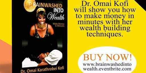PreSale Book|Brainwashed Into Wealth