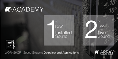 Sound Systems Overview and Applications