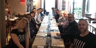 City Lunch Club, Belfast - Business Networking