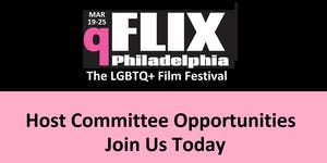 Join Our qFLIX Philadelphia 2018 Host Committee Today!