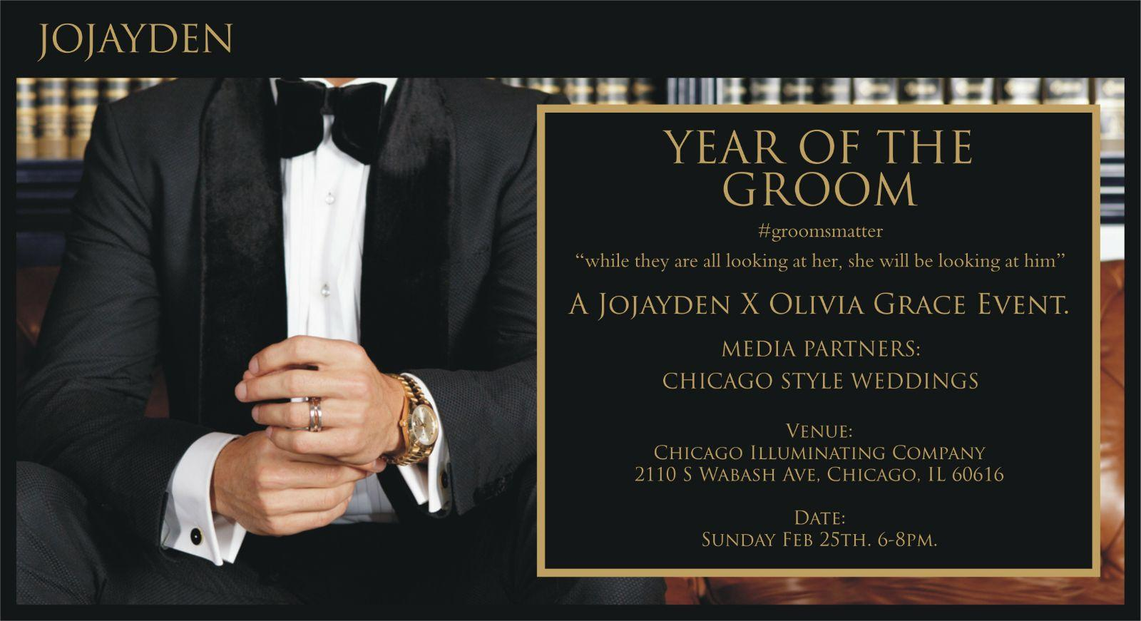YEAR OF THE GROOM