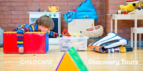 #RadicalChildcare Discovery Tours - Impact Hub Birmingham  tickets