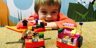 Lego-Botics @TTG Library Ages 5-10