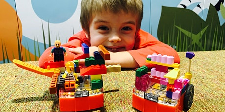 Lego-Botics @TTG Library Ages 5-10 tickets