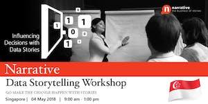 Data Storytelling Workshop Singapore