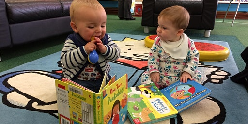Cirencester Library - Baby Bounce and Rhyme (Term Time Only)