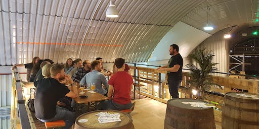 Runaway Brewery Tour and Tasting