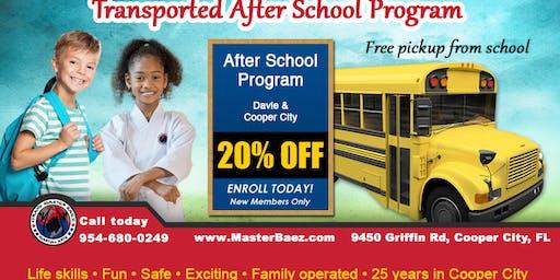 Life Skills After School Program Cooper City