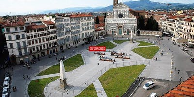 Free Tour Florence - Another Florence 02:00 PM Piazza Santa Maria Novella