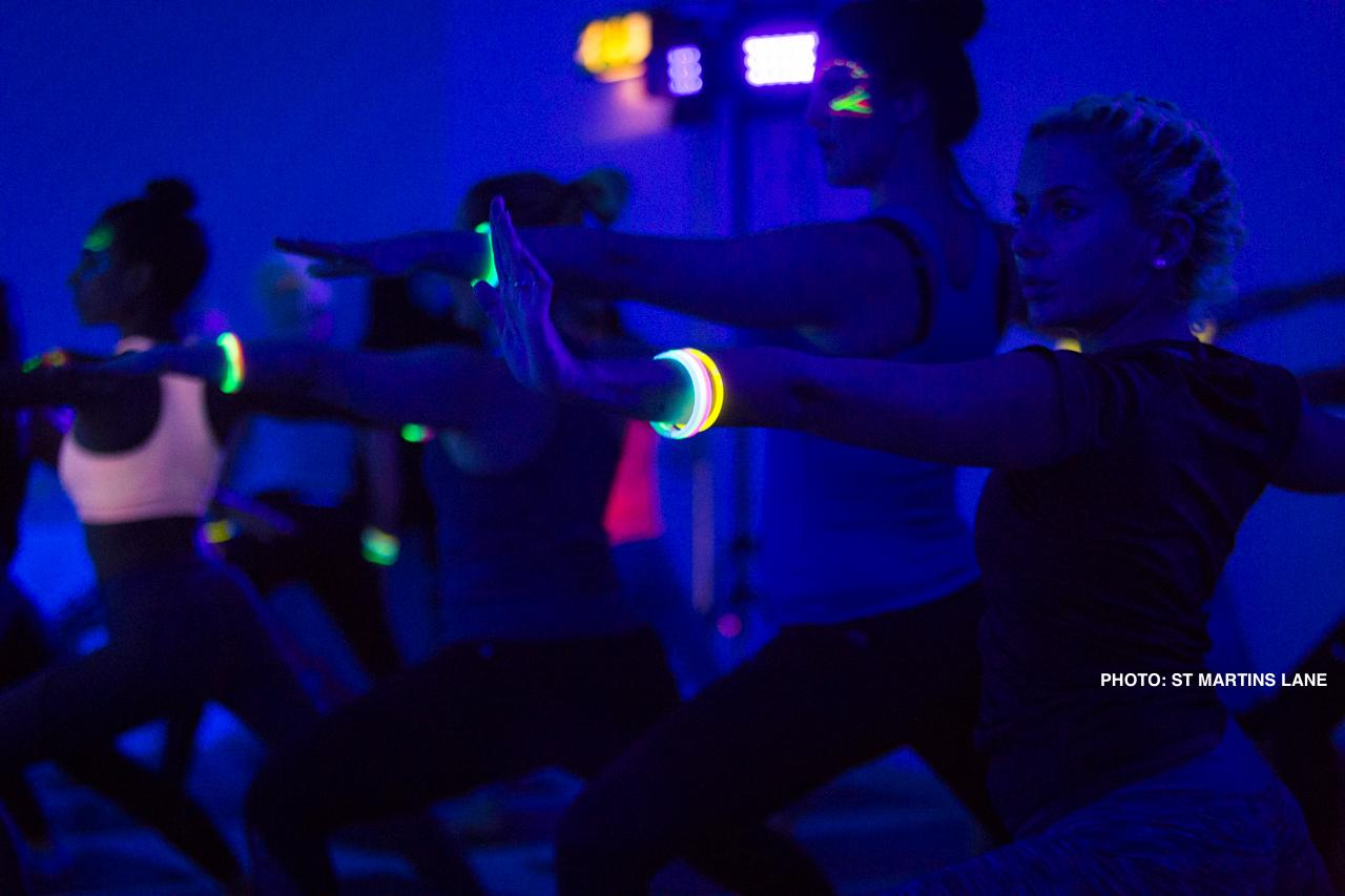 Flow in the Dark Yoga Hosted by 360 CHICAGO O