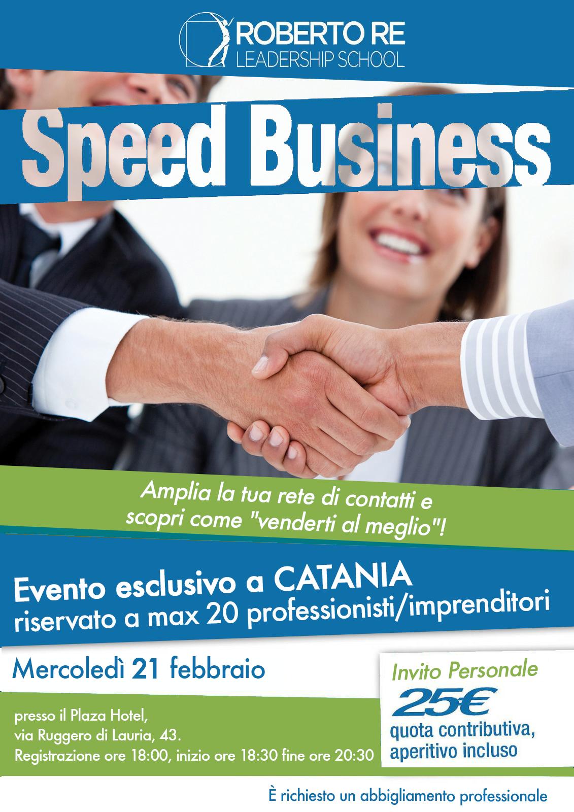 Speed Business Catania