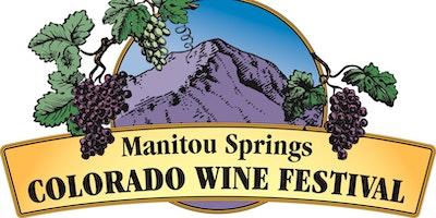 2018 Manitou Springs Colorado Wine Festival
