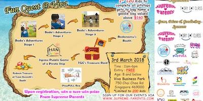 Fun Quest @ Viva - kindly scroll and read description