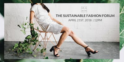 event in Portland: DWP 2018: 2nd Annual Sustainable Fashion Forum