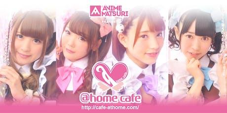 @home cafe at Anime Matsuri 2018 tickets