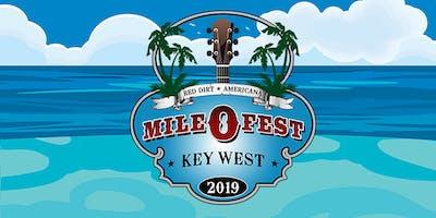MILE 0 FEST KEY WEST 2019