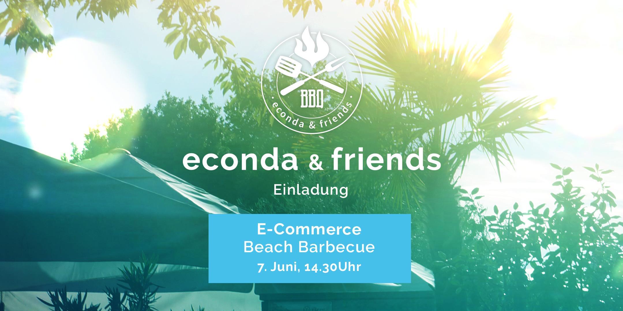 econda&friends E-Commerce BBQ