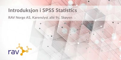 Introduksjon i SPSS Statistics