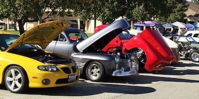 Golden Empire Kiwanis Fall Fling Car Show Bakersfield October Satu - Bakersfield car show